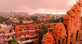 Jaipur, Jodhpur & Udaipur 6Nights Package