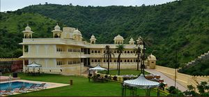 Labh Garh Palace Udaipur (2 Nights with Bfast & Dinner)