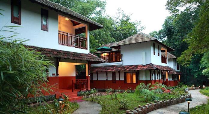 Vythiri resort weekend package with vythiri haven for 2 nights and 3 days tripfactory for Resorts in wayanad with swimming pool
