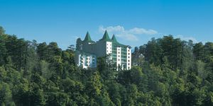The Oberoi Cecil Shimla  2N Package