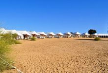 Manvar Camp and Resort - Deluxe tent  APJPI