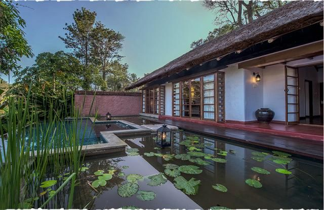 Orange County Coorg Siddapura Weekdays Lilly Pool Cottage Package Tripfactory
