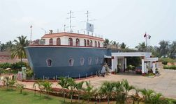 The Byke Old Anchor, Goa CP Package