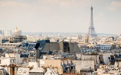 Discover Paris, Amsterdam and London - Premium