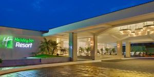 Holiday Inn Resort Goa 3 Nights & 4 Days Package.