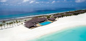 Atmosphere Kanifushi Maldives( Sunset Pool Villa) - 4 Nights