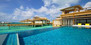 Angsana Velavaru Beachfront Jet Pool Villa 3 Nights Package