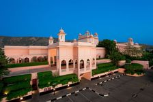 Trident Jaipur (3 Nights with Breakfast)