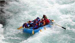 Camping and River Rafting at Rishikesh