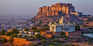 Historical Rajasthan Super Deluxe Package - Luxury
