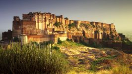 Taste Of Rajasthan Super Deluxe Package - Luxury