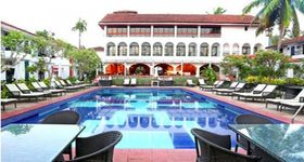 Enjoy in keys resort -North goa and Longuinhos Beach Resort
