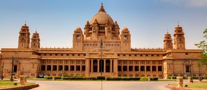 4 Nights Jodhpur and Jaisalmer Package - Luxury