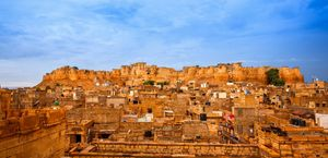Forts & Places of Rajasthan Standard Package