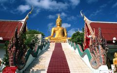 Thailand Package 6 Days on 5 Star
