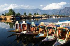 Paradise in Kashmir Package - Budget