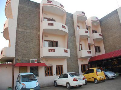 Hotel Rajadhani Araku Valley