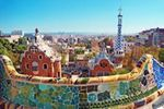 Modernist Park Guell By Gaudi