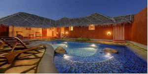 Orange County Resorts - Normal Package 3 Nights ( Pool Hut )