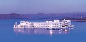 Taj Lake Palace Package