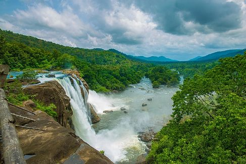 Athirappilly, India