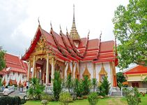 Phuket Krabi with Bangkok 6 Nights Package - Luxury