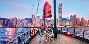 Disneyland and Macau Package - Luxury