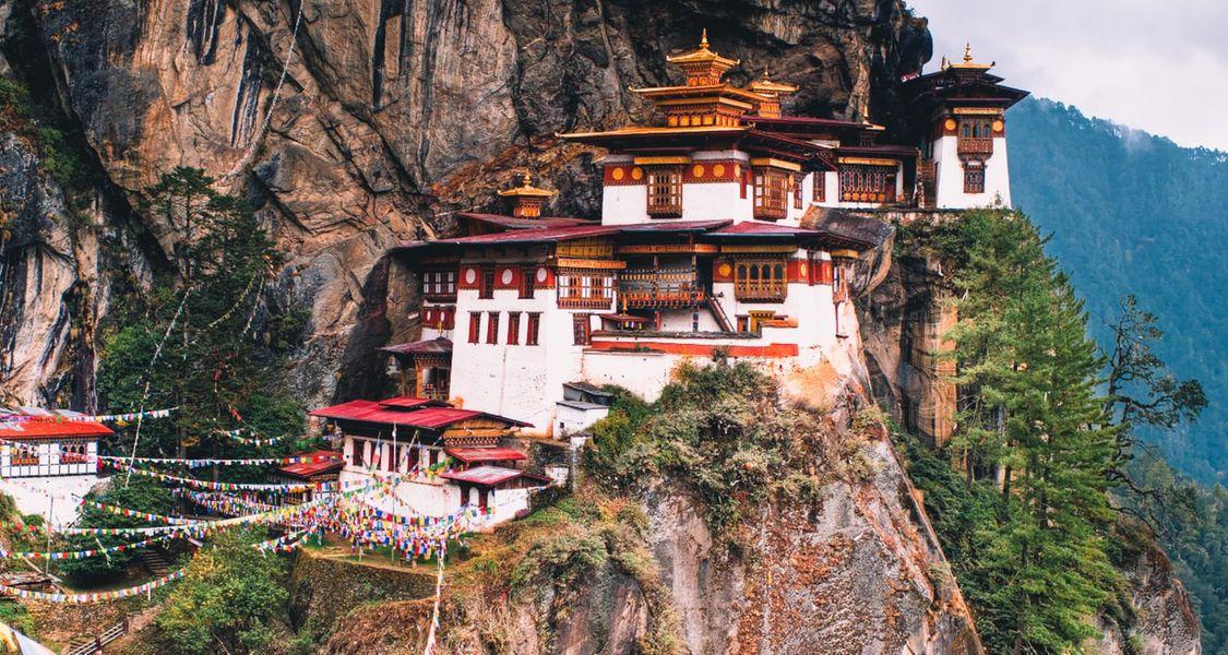 Glimpses Of Bhutan By Air Standard Package Tripfactory
