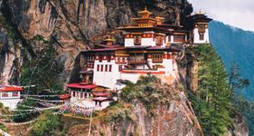 Glimpses of Bhutan by Air - Deluxe