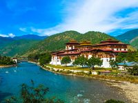 Bhutan Highlights by Air - Deluxe