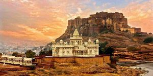 Taste of Rajasthan - Luxury