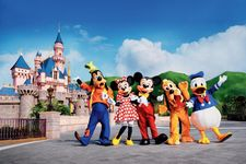Hong Kong and Disney - Premium