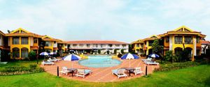 1 Stay in South Goa and 3 Night in South Goa