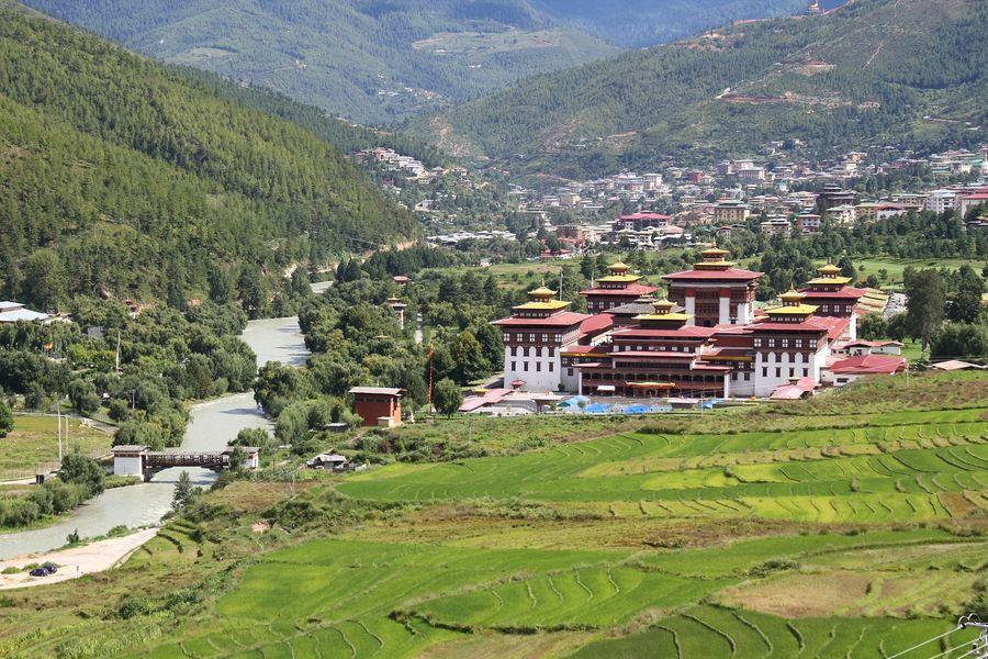 Taste Of Bhutan By Air Premium Package Tripfactory