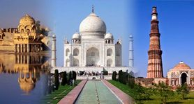 Golden Triangle with Khajuraho & Varanasi Deluxe Package