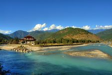 Bhutan Highlights by Land to Air - Deluxe